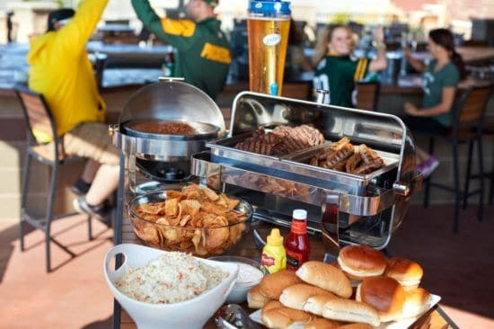 Packer Tailgate Parties